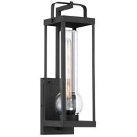 Minka-Lavery 73163-66 Sullivans Landing 1 Light 20 inch Sand Coal Outdoor Wall Mount Great Outdoors