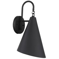 Minka-Lavery 73172-66 Playwright 1 Light 16 inch Sand Coal Outdoor Wall Mount, Great Outdoors