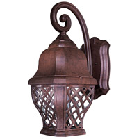 The Great Outdoors by Minka Arbor Hill 1 Light Outdoor Wall in Antique Bronze 8013-91-PL