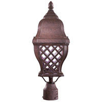 The Great Outdoors by Minka Arbor Hill 1 Light Pier Mount in Antique Bronze 8016-91-PL