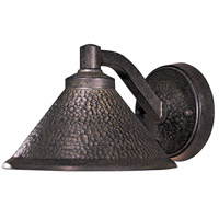 Kirkham 1 Light 6 inch Aspen Bronze Outdoor Wall Mount Lantern