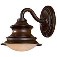 Minka-Lavery 8121-A188-PL Vanira Place 1 Light 11 inch Windsor Rust Outdoor Wall Mount photo thumbnail