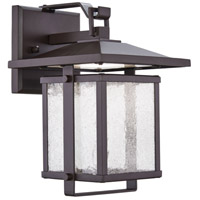 Minka-Lavery 8161-615B-L Hillsdale LED 11 inch Dorian Bronze Outdoor Wall Light The Great Outdoors