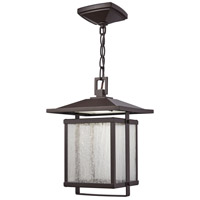 Hillsdale LED 9 inch Dorian Bronze Outdoor Chain Hung Lantern