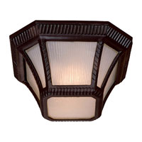 The Great Outdoors by Minka Segovia 1 Light Flushmount in Heritage 8209-94-PL