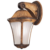 The Great Outdoors by Minka Amarante 1 Light Outdoor Wall in Amarante Gold 8232-163-PL