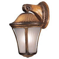 The Great Outdoors by Minka Amarante 1 Light Outdoor Wall in Amarante Gold 8233-163-PL