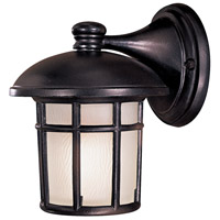 Cranston 1 Light 9 inch Heritage Outdoor Wall Mount