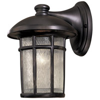 Cranston 1 Light 13 inch Heritage Outdoor Wall Mount Lantern