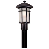 Minka-Lavery 8256-94-PL Cranston 1 Light 15 inch Heritage Post Light in GU24 photo thumbnail