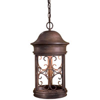 The Great Outdoors by Minka Sage Ridge 1 Light Outdoor Lighting in Vintage Rust 8284-A61