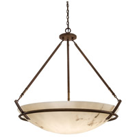 Minka-Lavery Calavera 8 Light Pendant in Nutmeg 83-14