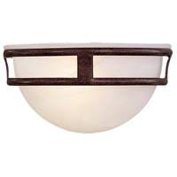 Minka-Lavery Pacifica 1 Light Sconce in Antique Bronze 839-91