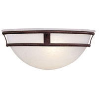Pacifica 1 Light 12 inch Antique Bronze Wall Sconce Wall Light