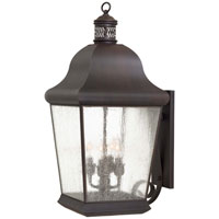The Great Outdoors by Minka Glen Allen 4 Light Outdoor Wall in Roman Bronze 8553-57 photo thumbnail