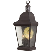 The Great Outdoors by Minka Glen Allen 2 Light Outdoor Wall in Roman Bronze 8558-57