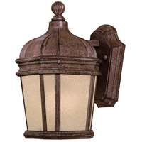 The Great Outdoors by Minka Harrison 1 Light Outdoor Wall in Vintage Rust 8690-1-61-PL