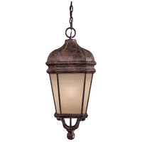 Minka-Lavery 8694-1-61-PL Harrison 1 Light 12 inch Vintage Rust Outdoor Hanging in GU24 photo thumbnail