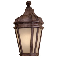 The Great Outdoors by Minka Harrison 1 Light Outdoor Wall in Vintage Rust 8697-1-61-PL