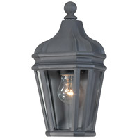 Harrison 1 Light 15 inch Black Outdoor Pocket Lantern