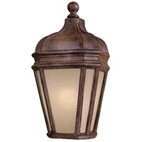 Minka-Lavery 8698-1-61-PL Harrison 1 Light 18 inch Vintage Rust Outdoor Pocket Lantern