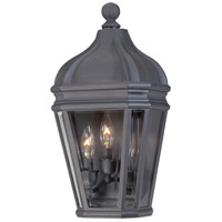 The Great Outdoors by Minka Harrison 3 Light Outdoor Pocket Lantern in Black 8698-66