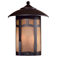 The Great Outdoors by Minka Harveston Manor 2 Light Outdoor Pocket Lantern in Dorian Bronze 8720-A615B