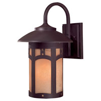 The Great Outdoors by Minka Harveston Manor 1 Light Wall Lamp in Dorian Bronze 8722-A615B