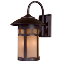 The Great Outdoors by Minka Harveston Manor 3 Light Wall Lamp in Dorian Bronze 8723-A615B