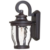Minka-Lavery 8761-166 Merrimack 1 Light 12 inch Corona Bronze Outdoor Wall Mount in Incandescent, Great Outdoors