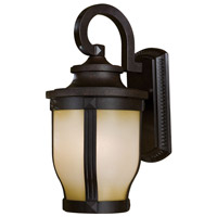 The Great Outdoors by Minka Merrimack 1 Light Outdoor Wall in Corona Bronze 8762-166-PL