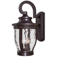 The Great Outdoors by Minka Merrimack 3 Light Outdoor Wall in Corona Bronze 8763-166