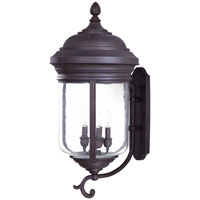The Great Outdoors by Minka Amherst 5 Light Outdoor Wall in Roman Bronze 8819-57