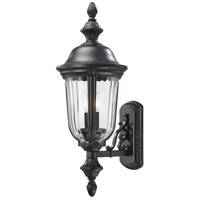 The Great Outdoors by Minka Morgan Park 2 Light Outdoor Wall in Heritage 8841-94