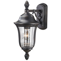 Minka-Lavery 8847-94 Morgan Park 1 Light 17 inch Heritage Outdoor Wall Mount Lantern  photo thumbnail