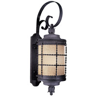 Mallorca 1 Light 34 inch Spanish Iron Outdoor Wall Mount
