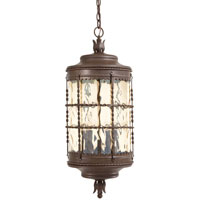 The Great Outdoors by Minka Mallorca 5 Light Outdoor Lighting in Vintage Rust Powder Coat 8884-A61