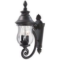 The Great Outdoors by Minka Newport 2 Light Outdoor Wall in Heritage 8900-94