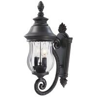 Minka-Lavery 8900-94 Newport 2 Light 20 inch Heritage Outdoor Wall Mount Lantern