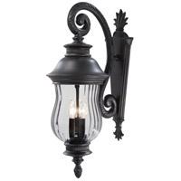 Minka-Lavery 8902-94 Newport 3 Light 28 inch Heritage Outdoor Wall Mount Lantern