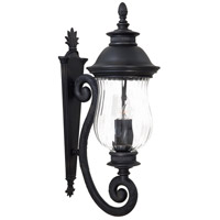 Newport 4 Light 34 inch Heritage Outdoor Wall Mount Lantern