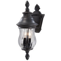 Minka-Lavery 8905-94 Newport 2 Light 18 inch Heritage Outdoor Wall Mount Lantern