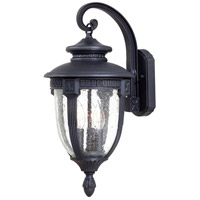 The Great Outdoors by Minka Burwick 3 Light Outdoor Wall in Heritage 8952-94