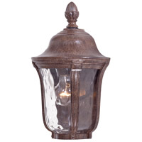 The Great Outdoors by Minka Ardmore 1 Light Outdoor Wall in Vintage Rust 8988-61