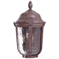 The Great Outdoors by Minka Ardmore 3 Light Outdoor Wall in Vintage Rust 8989-61