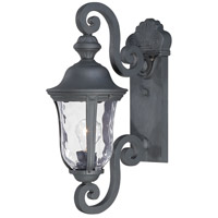 Minka-Lavery 8990-66 Ardmore 1 Light 20 inch Black Outdoor Wall Light The Great Outdoors