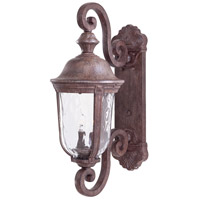 Ardmore 2 Light 25 inch Vintage Rust Outdoor Wall Mount Lantern