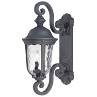 Ardmore 2 Light 25 inch Black Outdoor Wall Mount Lantern