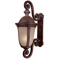 The Great Outdoors by Minka Ardmore 1 Light Outdoor Wall in Vintage Rust 8993-61-PL