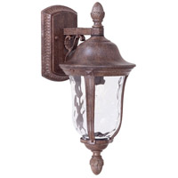 The Great Outdoors by Minka Ardmore 1 Light Outdoor Wall in Vintage Rust 8997-61